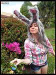 (Zootopia) Easter Bunny Judy Hopps! (Cosplay)