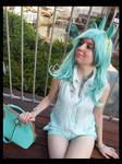 (MLP) Lyra Heartstrings Cosplay