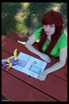 (Spyro) Elora the Faun Cosplay #2
