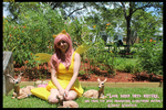 (MLP) Fluttershy Surrounded by Nature Cosplay