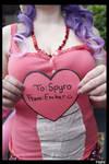 (Spyro) Ember's Valentine Cosplay