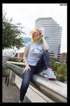 (MLP) Rainbow Dash Cosplay
