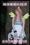 (MLP) Fluttershy Alice Cosplay #1 by KrazyKari