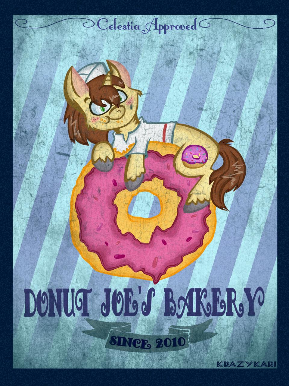 (MLP) Donut Joe's Bakery