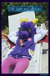 (Spyro) Kick Back and Chillax by KrazyKari