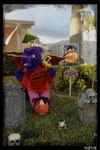 (Spyro) Happy Halloween ! by KrazyKari