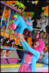 (Equestria Girls) Pinkie Pie at the Fair Cosplay by KrazyKari