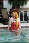 (MLP) Summer Applejack Cosplay #3