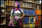 (Equestria Girls) Twilight Sparkle Cosplay