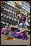 (Equestria Girls) Twilight Sparkle Cosplay #2