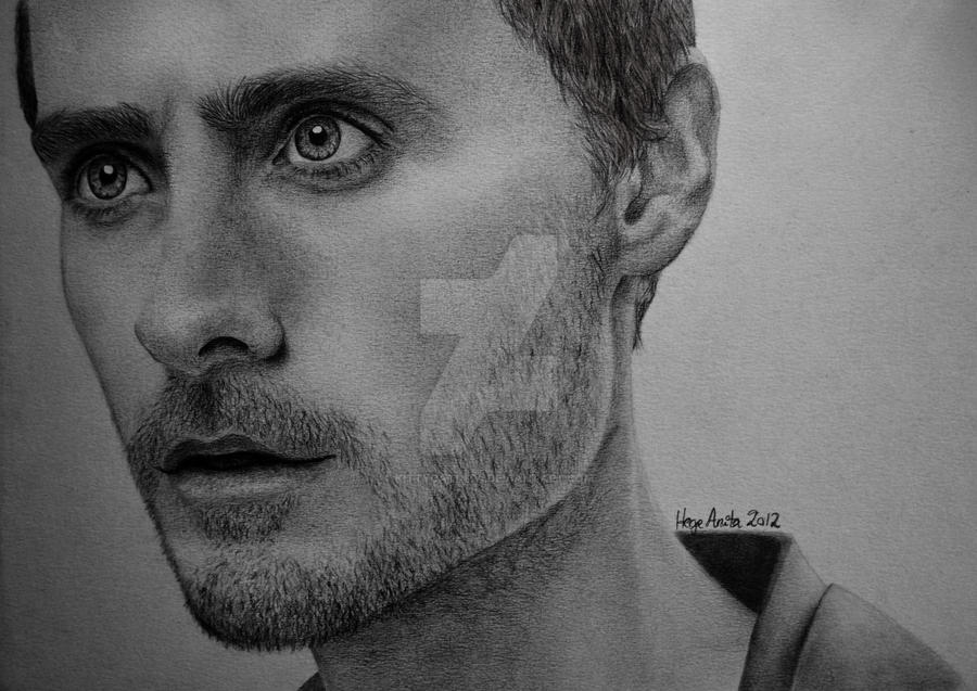 Jared Leto - Fanart by KittycatNita