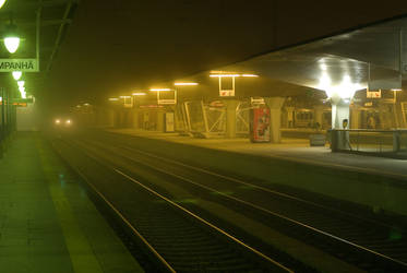 Mystic Station II by hcms