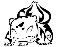 Bulbasaur by SmilyDUDE252