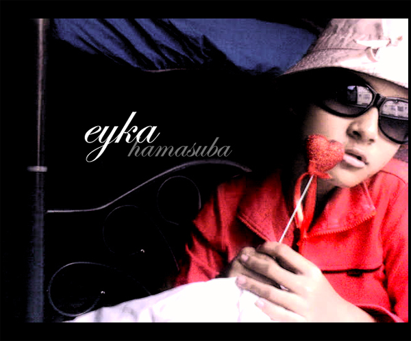 this is love II by eykahamasuba