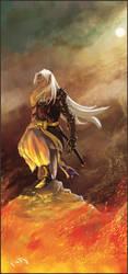 Full Metal Sesshomaru - Apocalypse - by fabzim