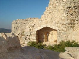 al Rabad Castle in Ajlun 01