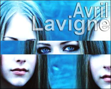 Avril Lavigne mirage by RafaelGiovannini