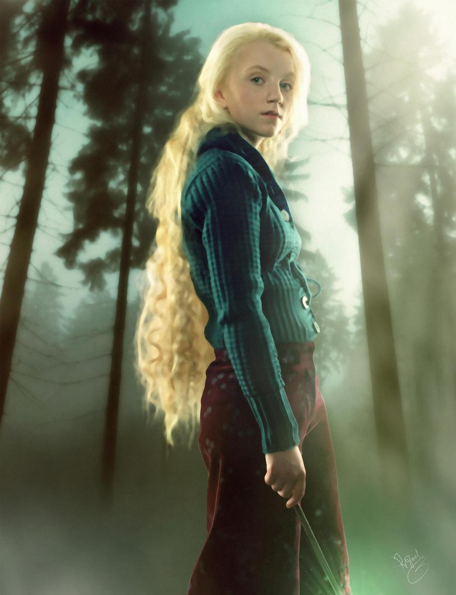 Luna Lovegood - Harry Potter