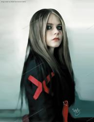 Avril X by RafaelGiovannini