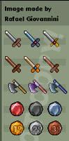 RPG Objects PIXEL ART