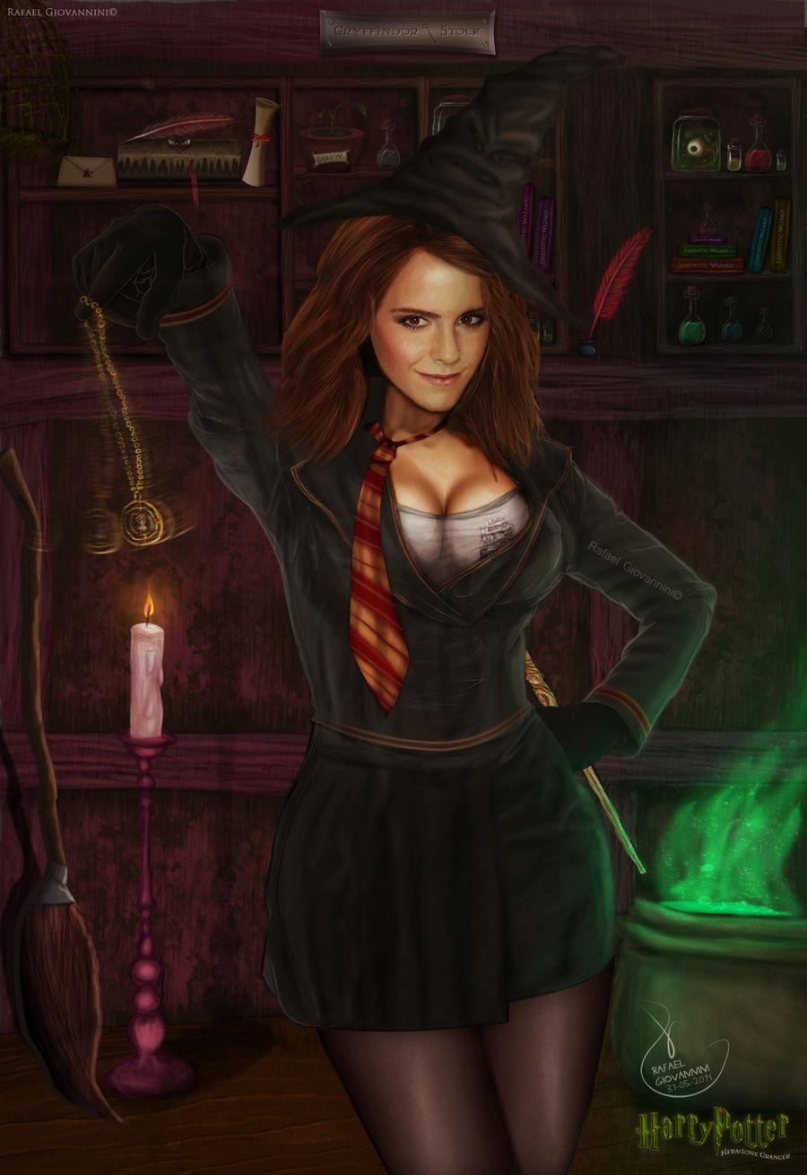 Hermione granger sexy