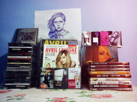 My small collection of Avril by RafaelGiovannini