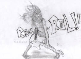 Rock n Roll! by RafaelGiovannini