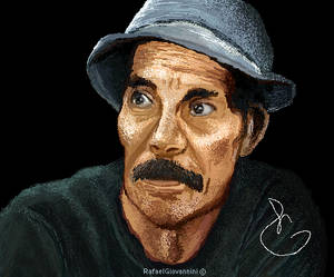 Don Ramon (MS Paint)
