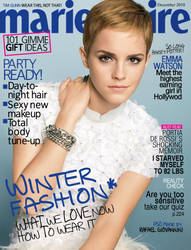 FREE Marie Claire Cover PSD