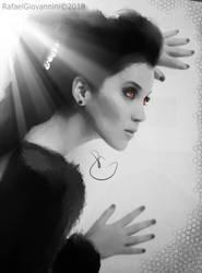Nathalia Dill by RafaelGiovannini