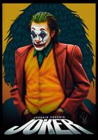 Joker by RafaelGiovannini