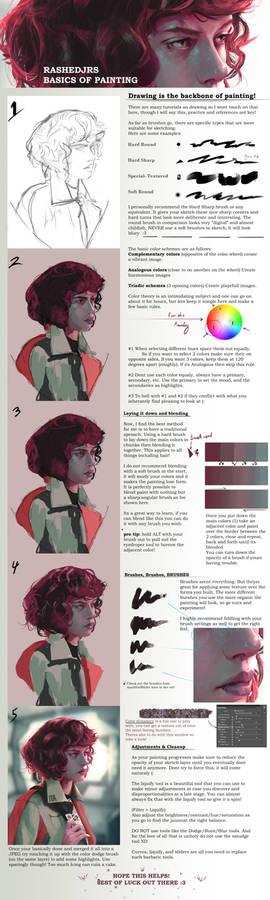 Basics of Painting