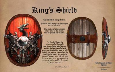King's Shield - Prop 1 by Rashedjrs