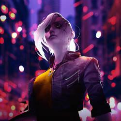 Cyberlady