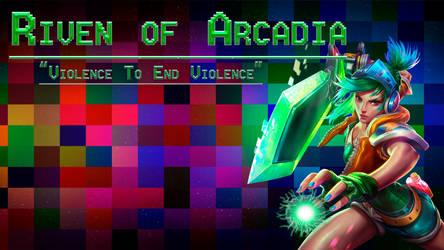 Riven Arcadia by Inorix3