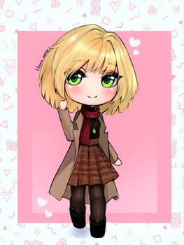 Niwa- Hyanna Natsu OC