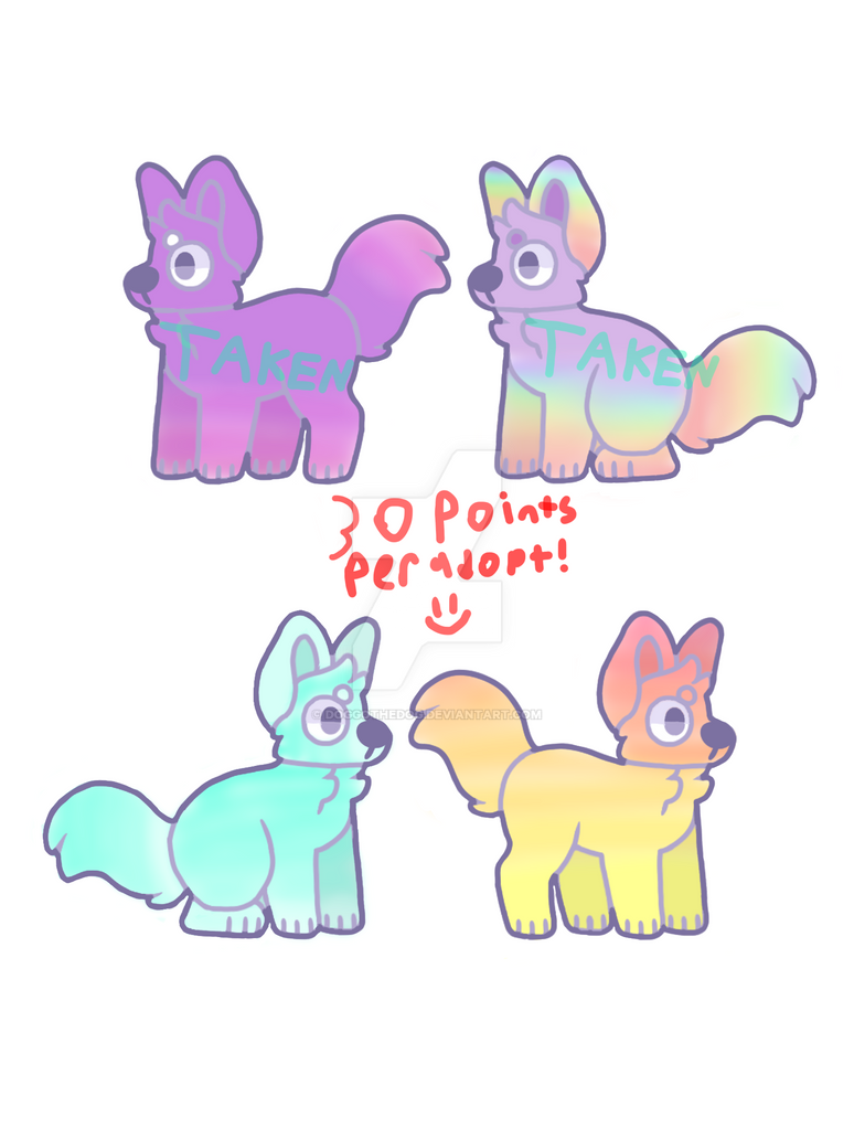 30 points adopt! Read des! by DoggoTheDog