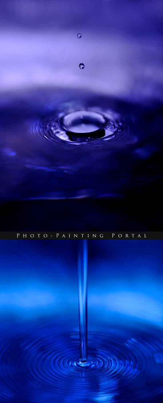Photo-painting Portal II by GregorKerle