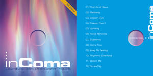 G2K InComa CD cover + Songs