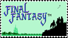 Final Fantasy Stamp by Agent505