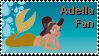 Adella Fan Stamp by Agent505