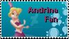 Andrina Fan Stamp by Agent505