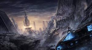 Sci Fi X - Rush by michaellam