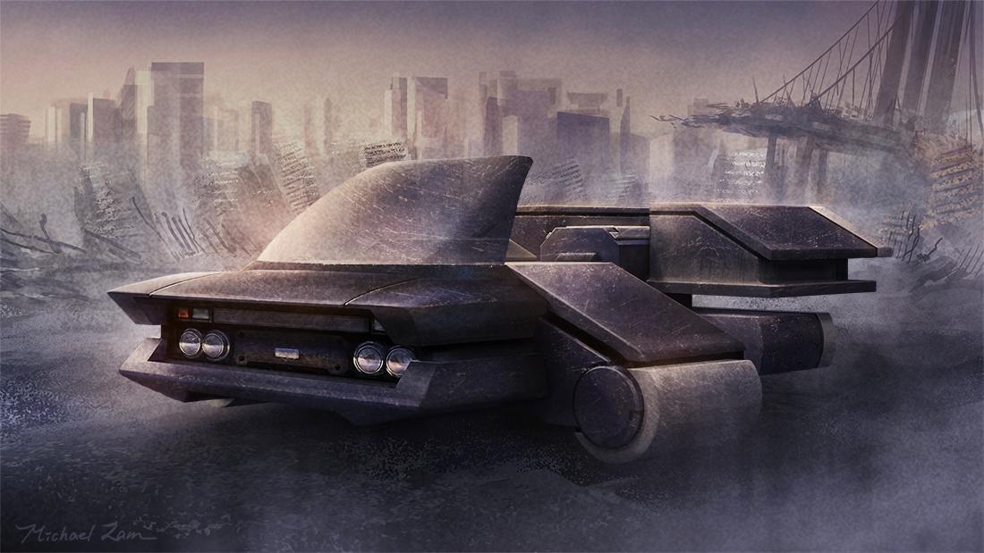 Sci Fi X - HX Custom by michaellam