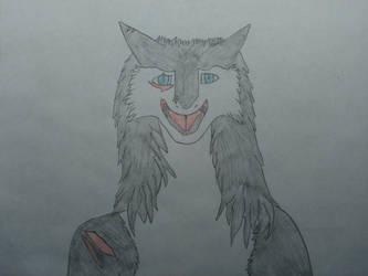 Happy Sergal by Wolfpro2014