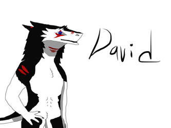 David the Northern Sergal, Updated and Revamped by Wolfpro2014