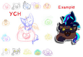 Slime Rancher YCH