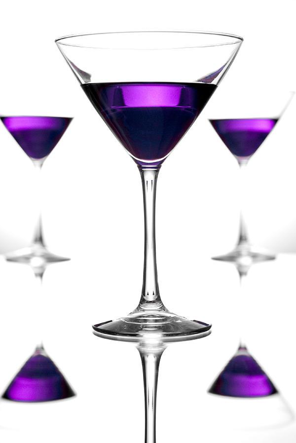 Purple Martini By 7perfect7 On Deviantart