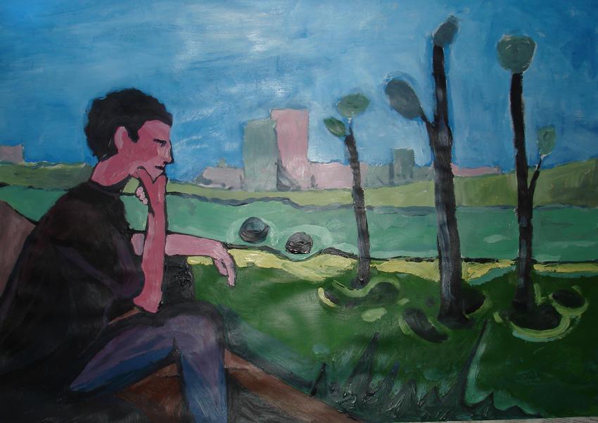 Impresja na temat Muncha.