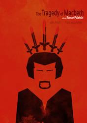 the Tragedy of Macbeth 2 by patyczak